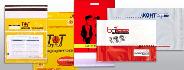 Courier & e-Commerce Bags