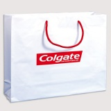 Luxury Plastic Bags with Rope Handles 1