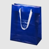 Luxury Plastic Bags with Rope Handles 2