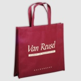 Non-woven Bags with Side Piping 2