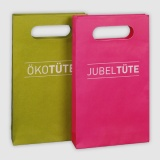 Paper Bags with Die Cut Handles 0