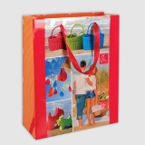 Paper Bags with Ribbon Handles 2