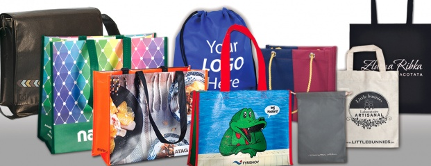 Textile Bags with Manual Sewing